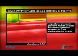 Badania termowizyjne samopoziomujacych wylewek podłogowych jastrychu cementowego
